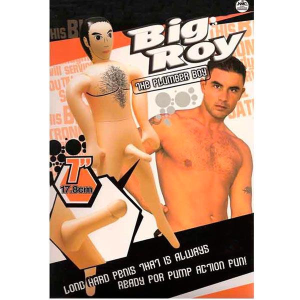 Big Roy Blow up Doll