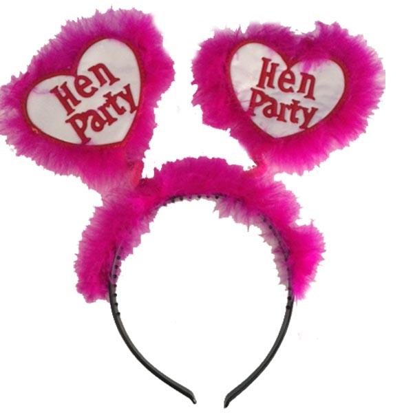 Hen Party Head Gear