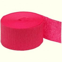 Pink Crepe Streamers