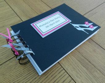 Bachelorette Scrapbook