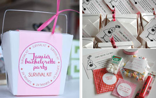 Bachelorette Survival Kit