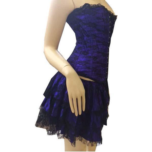 Corset & Skirt Set