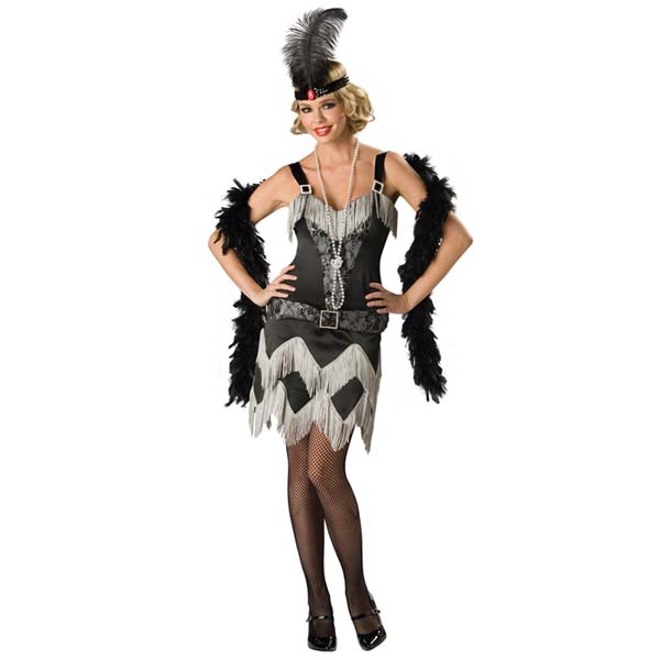 Flapper Charleston Costume