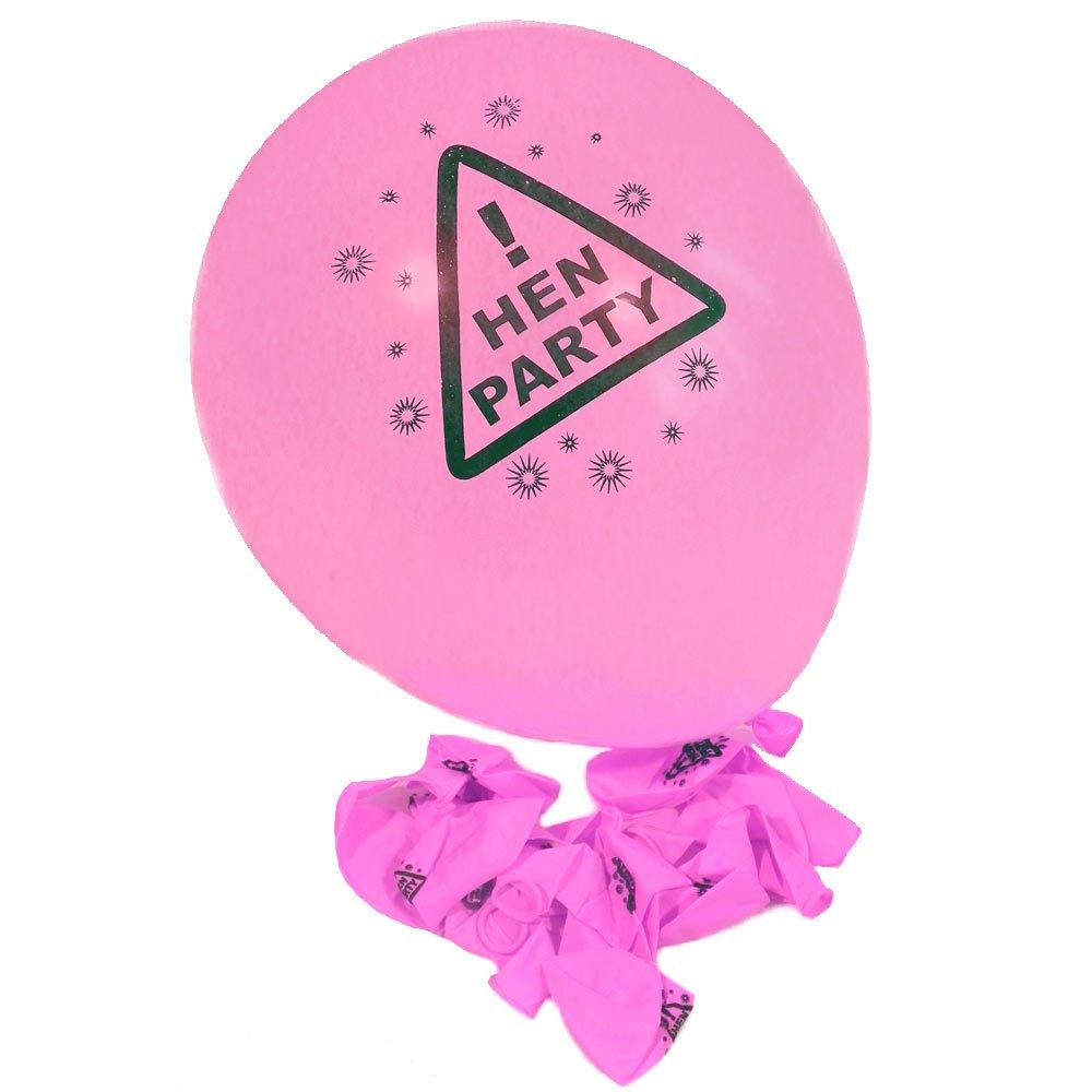 hen night balloons
