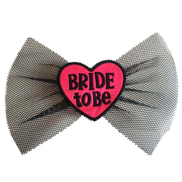Hair Bow Bride to Be