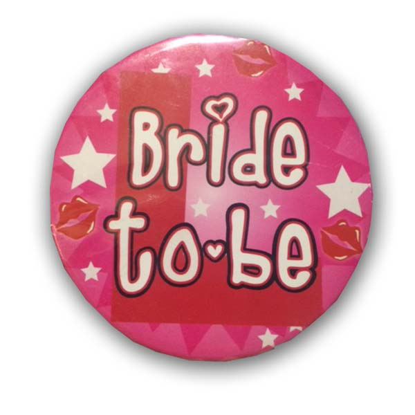 Badge Bride to be